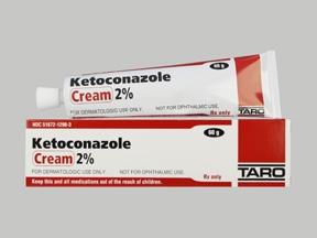 ketoconazole 2 cream taro the harvard drug group