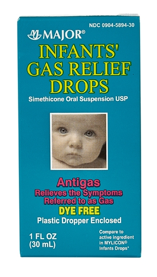INFANTS GAS RELIEF DROPS [MAJOR]